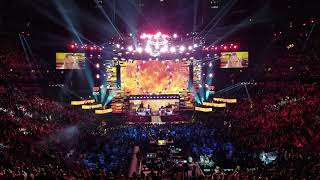 Iheart radio music festival 2018 Las Vegas Carrie Underwood.  Before He Cheats