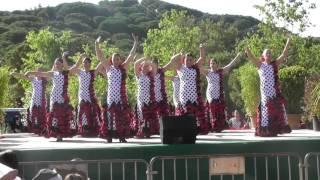 """Anochecer Flamenco """"La Calle Del Olivar"""""""