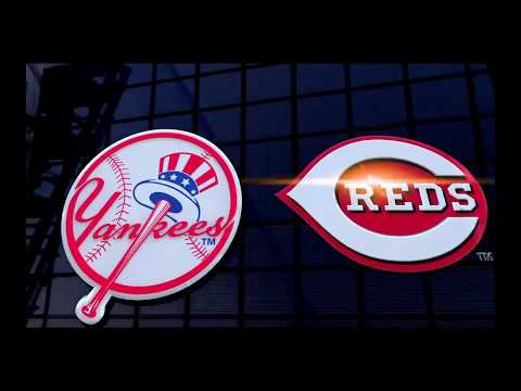 MLB the show 17  Yankees at Reds