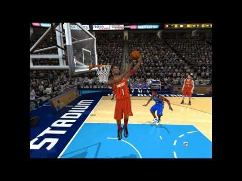 NBA Live 2005 All Star Game Highlights