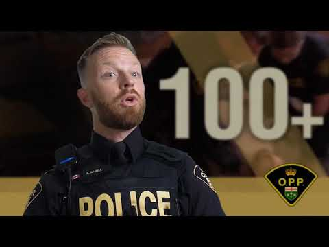 OPP Officers Save Over 100 Lives By Administering Naloxone