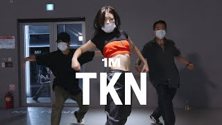 ROSALÍA & Travis Scott - TKN / Youjin Kim Choreography