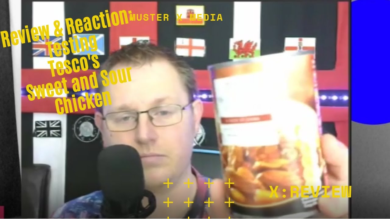Review and Reaction: Testing Tesco's Sweet And Sour Chicken