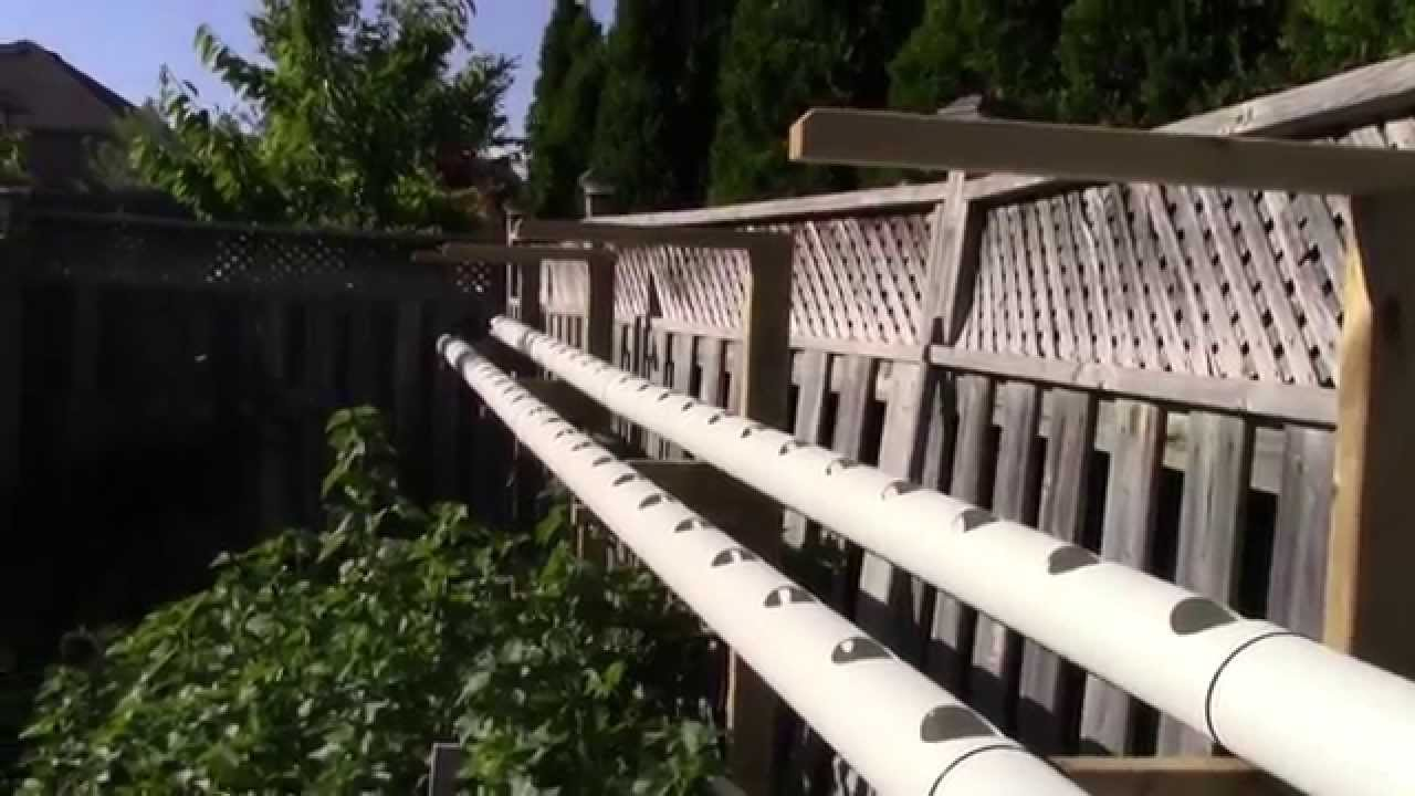 Выращивание клубники в трубах пвх вертикально видео