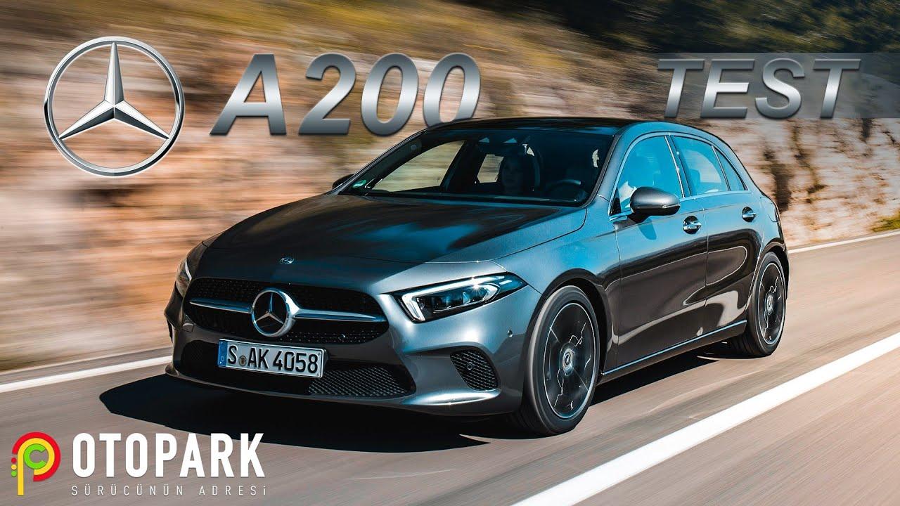 Mercedes A200 AMG | İstanbul Park Tur Zamanı Kaç? | TEST