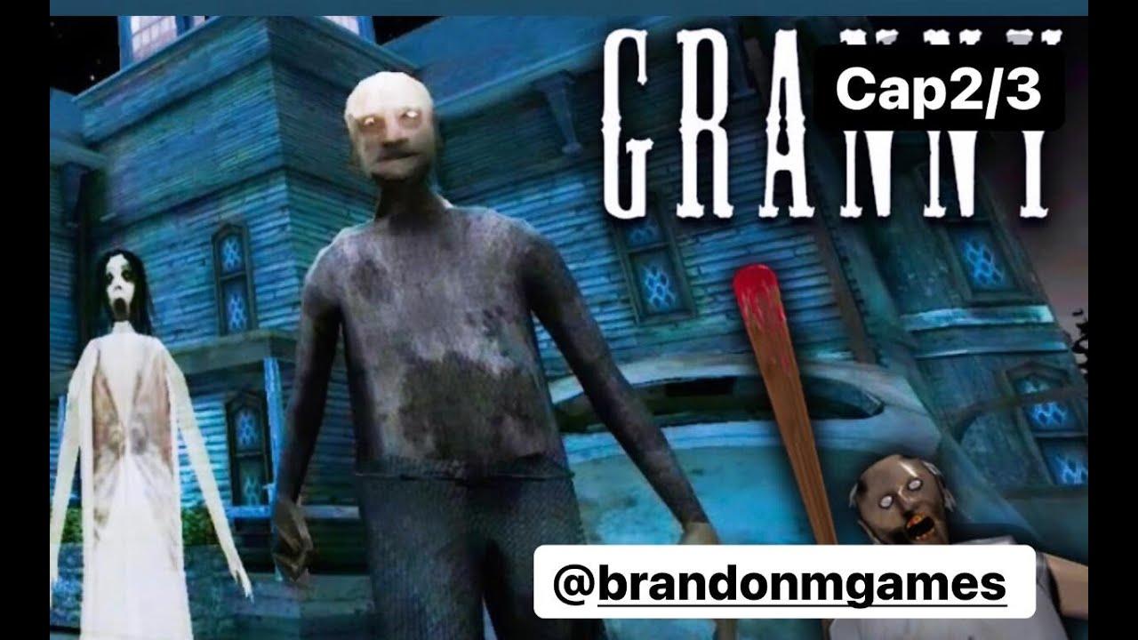 Granny 3 GamePlay en Español (Parte 2/3)