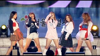 [직캠] 레드벨벳 Red Velvet - Huff n Puff (15.10.28)