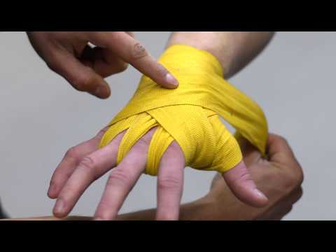 How To: Wrap Hands for Boxing – No Excuse Fitness and Training