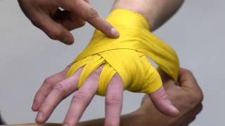 How To: Wrap Hands for Boxing - No Excuse Fitness and Training