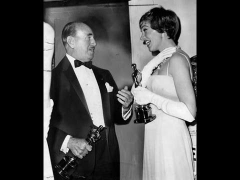 Julie Andrews on meeting P.L. Travers Author of The Mary Poppins
