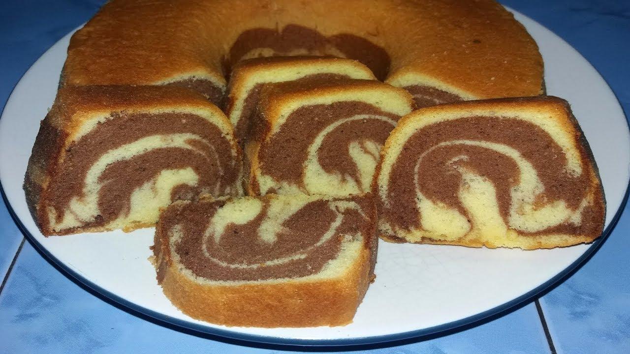 Resep Bolu Wortel Jtt: Resep Pound Cake Marmer Coklat Resep Untuk Dicoba T