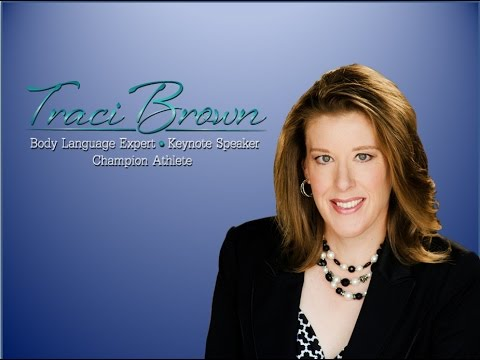 What's In A Handshake? Body Language Expert And Keynote Speaker Traci Brown