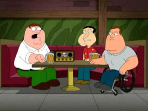 Family Guy Peters Palestinian Alarm