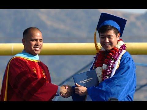 Charter Oak High School Graduation Class of 2015 (6)