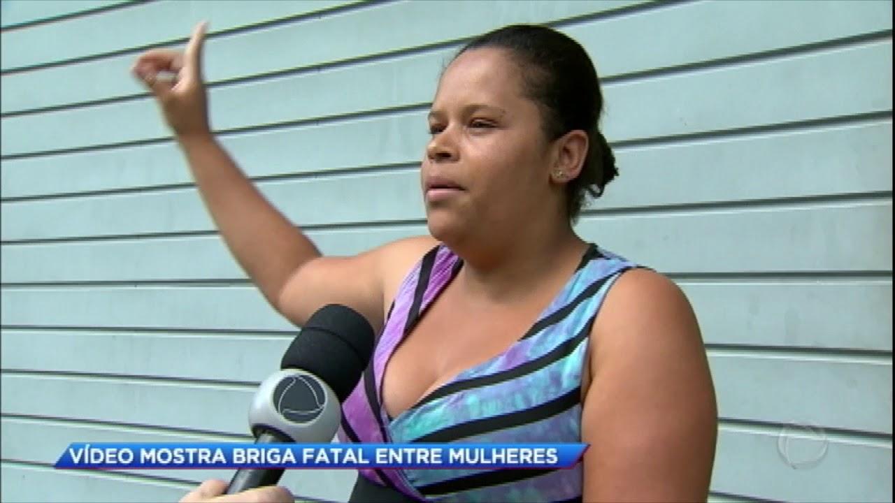 Video Mostra Briga Entre Mulheres Pouco Depois Uma Delas Foi