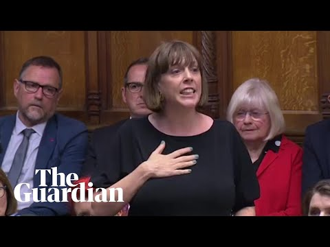 Jess Phillips says Boris Johnson's language is 'designed to inflame hatred'