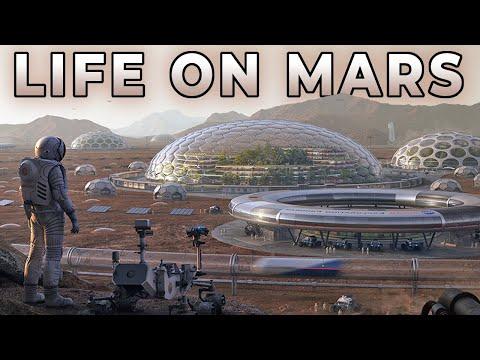 How Elon Musk Will Build A Self-Sustaining City On Mars