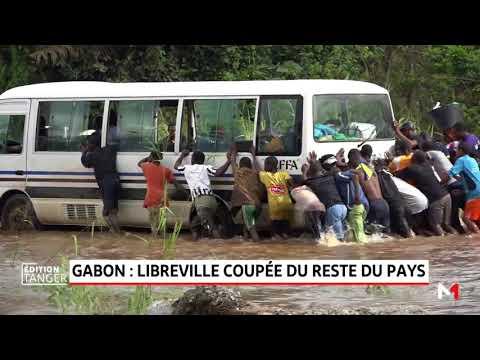 Gabon : Libreville coupée du reste du pays