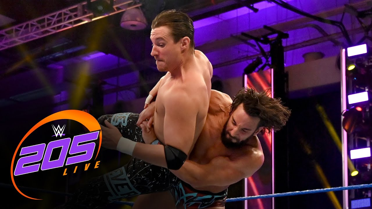 Tony Nese vs. Chase Parker: 205 Live, July 17, 2020