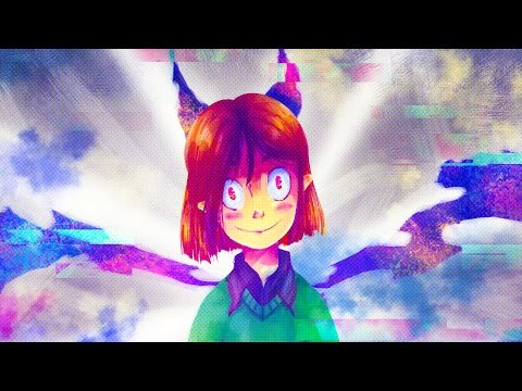【Undertale】 CHARActer SONG happy remix =) 【RUBY】