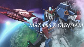 [Z Gundam] MSZ-006 Z Gundam: A champion of all realms beyond the impossible [Commentary].