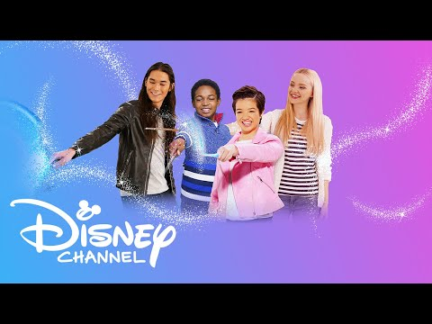 BIGGEST Wand ID |  Compilation | Disney Channel