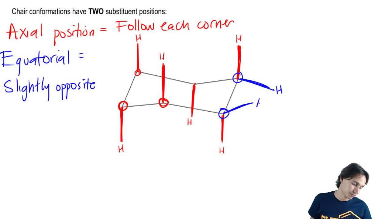 Chair conformation glucose - How Chairs Flip From One Conformation To Another
