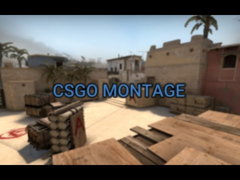 CSGO MONTAGE ~ What you know