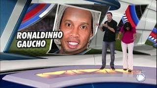 Esporte Fantástico faz homenagem a Ronaldinho Gaúcho