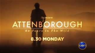 David Attenborough: 60 Years In The Wild | 8.30 Monday