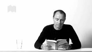 """Norbert Gstrein liest aus """"Das Handwerk des Tötens"""""""