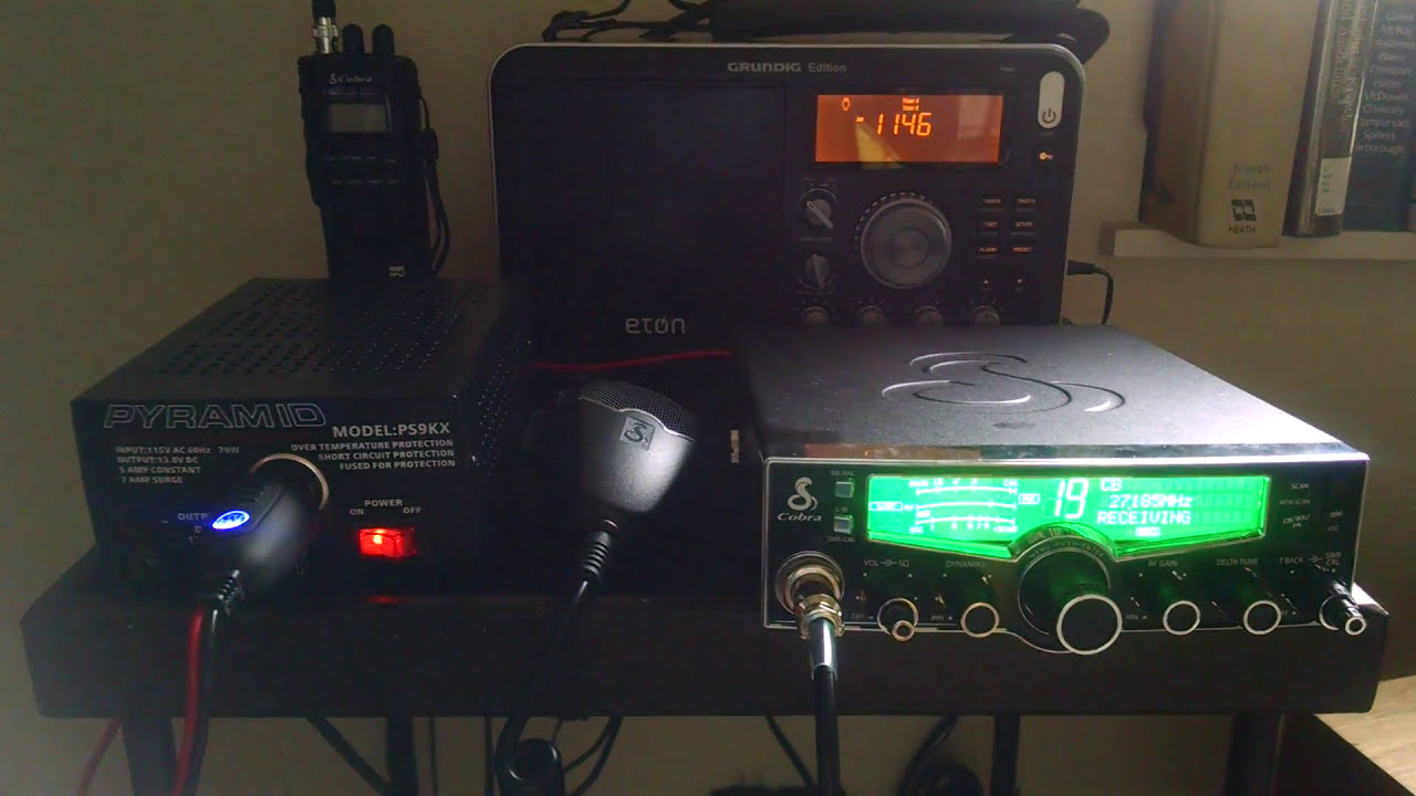 CB Radio Installation How to Install Set Up & Hook Up