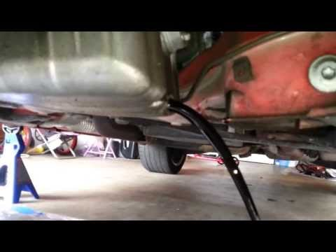 DIY Mercedes Benz SLK230 Kompressor Oil Change - Winston Buzon