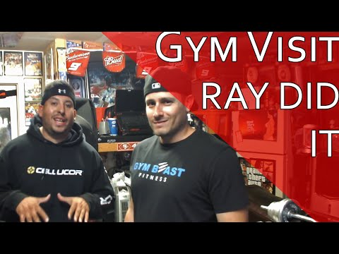 Tour of RAY DID IT Gym With Tips On Building Your Own Gym