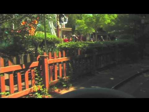 Antique Cars at Adventureland Amusement Park - Long Island, NY