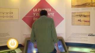Ya se puede visitar el centro de interpretación de Puerta de Palmas- Badajoz Online Tv