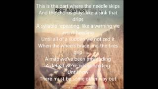 Rise Against - EndGame - This Is Letting Go Lyrics