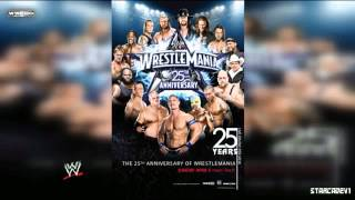 "WWE WrestleMania XXV 3rd Theme ""So Hott"" by Kid Rock"