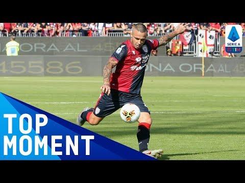 Goal of the Season? Nainggolan's INCREDIBLE strike!   Cagliari 2-0 SPAL   Serie A