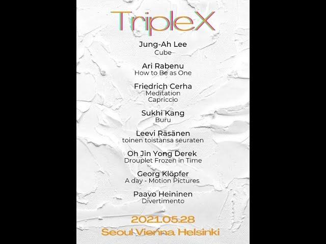 TripleX Release Show 0528