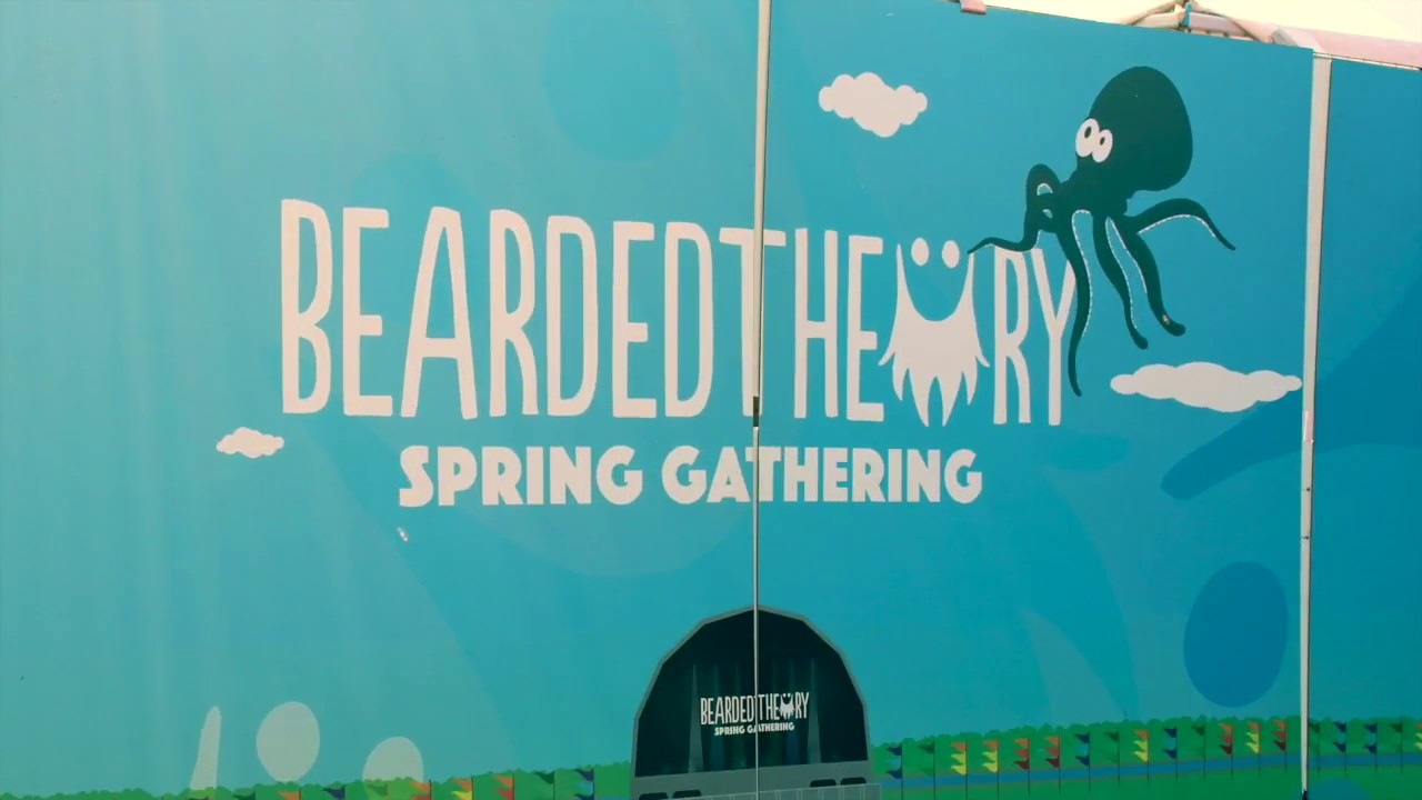 Bearded Theory VIP 2018 - Liquidator
