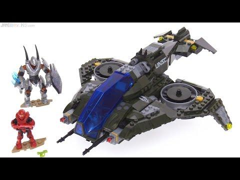 Mega Construx Halo Warzone Wasp Strike review