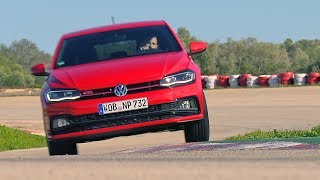 Volkswagen Polo GTI 2018 Features, Design, Test Drive смотреть