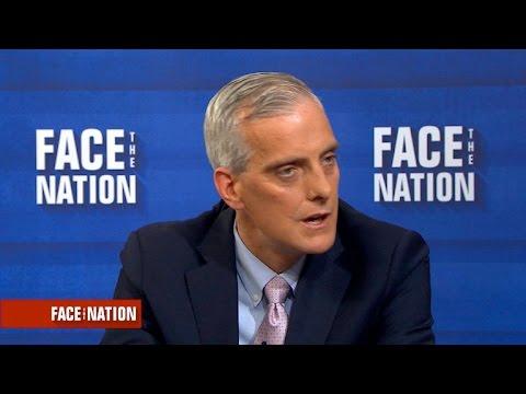 Denis McDonough reflects on Obama's handling of Syria
