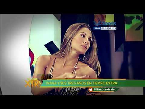 Lo mejor de Ivana Nadal en Tiempo Extra| TIEMPO EXTRA