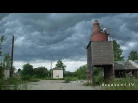 Abandoned wood company (1) - Lithuania | Abandoned TV