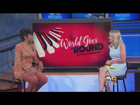 Dawnn Lewis Talks About Her New  'The World Goes 'Round'