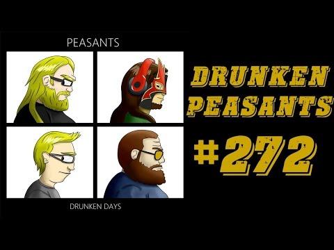 Jim Ass In Studio! - Tic Tac Head - Pokemon Hotline - And MORE!  -  Drunken Peasants #272