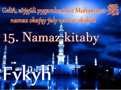 15 Fykyh namaz kitaby turkmen wagyz turkmen prikol dal ...