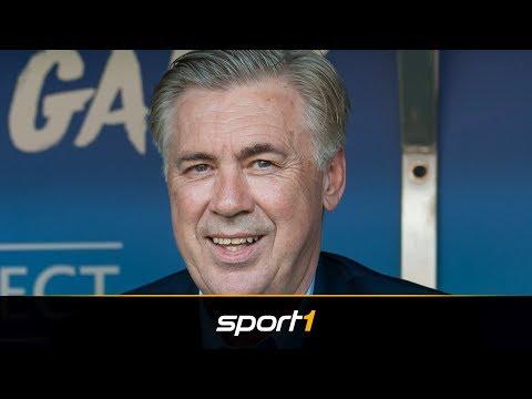Neuer Trainer-Job? Carlo Ancelotti vor Unterschrift | SPORT1 - TRANSFERMARKT